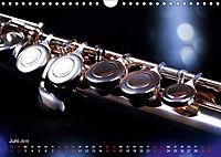 Blasinstrumente im Rampenlicht (Wandkalender 2019 DIN A4 quer) - Produktdetailbild 9