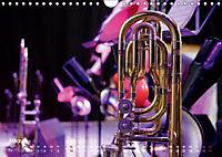 Blasinstrumente im Rampenlicht (Wandkalender 2019 DIN A4 quer) - Produktdetailbild 5
