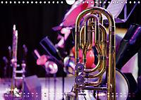 Blasinstrumente im Rampenlicht (Wandkalender 2019 DIN A4 quer) - Produktdetailbild 3