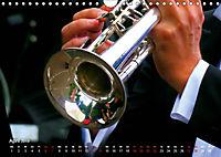 Blasinstrumente im Rampenlicht (Wandkalender 2019 DIN A4 quer) - Produktdetailbild 4
