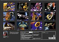 Blasinstrumente im Rampenlicht (Wandkalender 2019 DIN A2 quer) - Produktdetailbild 13