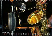 Blasinstrumente im Rampenlicht (Wandkalender 2019 DIN A4 quer) - Produktdetailbild 2
