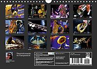 Blasinstrumente im Rampenlicht (Wandkalender 2019 DIN A4 quer) - Produktdetailbild 13
