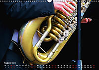 Blasinstrumente im Rampenlicht (Wandkalender 2019 DIN A3 quer) - Produktdetailbild 8