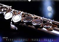 Blasinstrumente im Rampenlicht (Wandkalender 2019 DIN A3 quer) - Produktdetailbild 6
