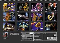 Blasinstrumente im Rampenlicht (Wandkalender 2019 DIN A3 quer) - Produktdetailbild 13