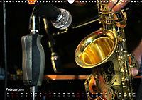 Blasinstrumente im Rampenlicht (Wandkalender 2019 DIN A3 quer) - Produktdetailbild 2