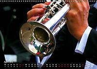 Blasinstrumente im Rampenlicht (Wandkalender 2019 DIN A3 quer) - Produktdetailbild 4