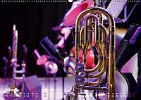 Blasinstrumente im Rampenlicht (Wandkalender 2019 DIN A2 quer) - Produktdetailbild 3