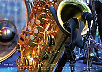Blasinstrumente im Rampenlicht (Wandkalender 2019 DIN A2 quer) - Produktdetailbild 5