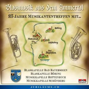 Blasmusik aus dem Ammertal - 25 Jahre, Diverse Interpreten