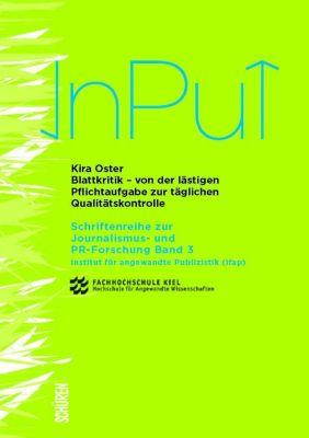 Blattkritik - Kira Oster pdf epub