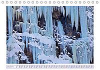 Blaues Wunder der Natur (Tischkalender 2019 DIN A5 quer) - Produktdetailbild 1