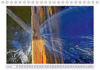 Blaues Wunder der Natur (Tischkalender 2019 DIN A5 quer) - Produktdetailbild 6