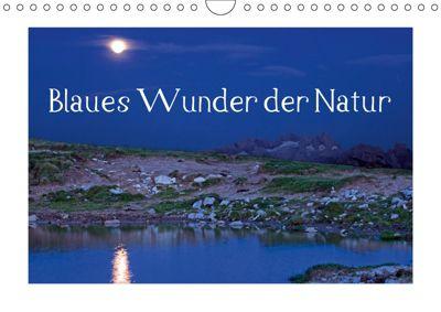 Blaues Wunder der Natur (Wandkalender 2019 DIN A4 quer), Christa Kramer