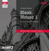 Bleak House 1, 2 MP3-CDs, Charles Dickens