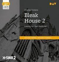Bleak House 2, 2 MP3-CDs, Charles Dickens