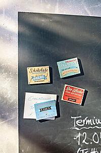 """Blechschilder + Magnete """"Cucina"""", 8-teilig - Produktdetailbild 2"""