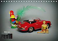 Blechspielzeug im Fokus (Tischkalender 2019 DIN A5 quer) - Produktdetailbild 3