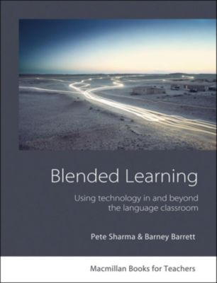 Blended Learning, Pete Sharma, Barney Barrett