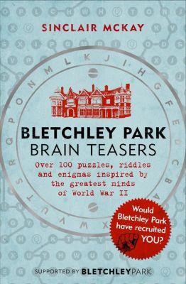 Bletchley Park Brainteasers, Sinclair McKay