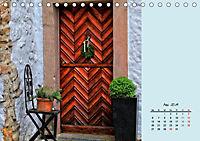Blickfänge - Tore, Türen und Fenster (Tischkalender 2019 DIN A5 quer) - Produktdetailbild 5