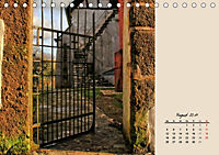 Blickfänge - Tore, Türen und Fenster (Tischkalender 2019 DIN A5 quer) - Produktdetailbild 8