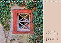 Blickfänge - Tore, Türen und Fenster (Tischkalender 2019 DIN A5 quer) - Produktdetailbild 9