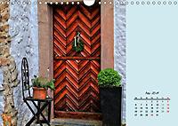 Blickfänge - Tore, Türen und Fenster (Wandkalender 2019 DIN A4 quer) - Produktdetailbild 5