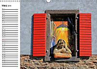 Blickfänge - Tore, Türen und Fenster (Wandkalender 2019 DIN A3 quer) - Produktdetailbild 3