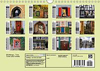 Blickfänge - Tore, Türen und Fenster (Wandkalender 2019 DIN A4 quer) - Produktdetailbild 13