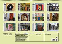 Blickfänge - Tore, Türen und Fenster (Wandkalender 2019 DIN A2 quer) - Produktdetailbild 13