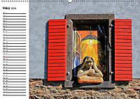 Blickfänge - Tore, Türen und Fenster (Wandkalender 2019 DIN A2 quer) - Produktdetailbild 3