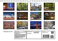 Blickpunkte der USA (Wandkalender 2019 DIN A4 quer) - Produktdetailbild 13