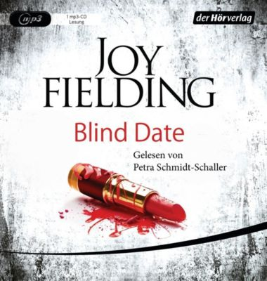 Blind Date, 1 MP3-CD - Joy Fielding  