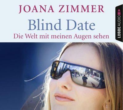Blind Date, 4 Audio-CDs, Joana Zimmer