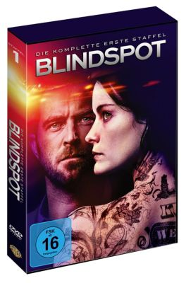 Blindspot - Staffel 1