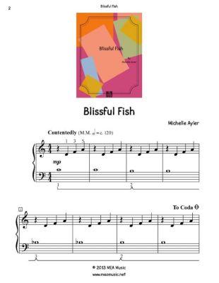 Blissful Fish, Michelle Ayler