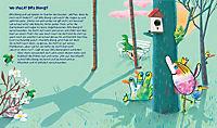 Blitz Blong - Mein tolles Geschichten-Malbuch - Produktdetailbild 4