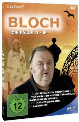 Bloch - Die Fälle 13-16, Regine Bielefeldt, Silke Zertz, Marco Wiersch