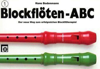 Blockflöten-ABC, Hans Bodenmann