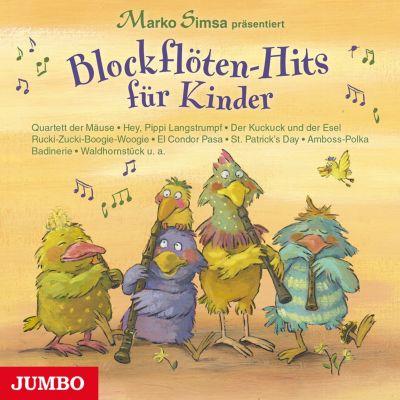 Blockflöten-Hits für Kinder, Marko Simsa
