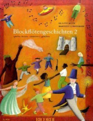 Blockflötengeschichten, Brigitte Meier, Manfredo Zimmermann