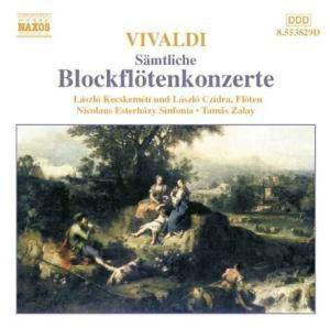 Blockflötenkonzerte, Kesckemeti, Czidra, Ersterhazy S