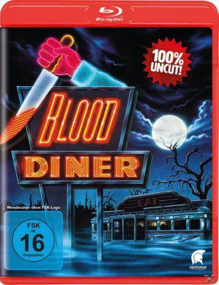 Blood Diner Uncut Edition, Michael Sonye