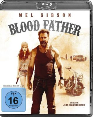 Blood Father, Mel Gibson, Erin Moriarty, Diego Luna