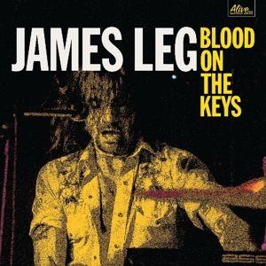 Blood On The Keys (Vinyl), James Leg