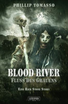 Blood River - Fluss des Grauens, Phillip Tomasso