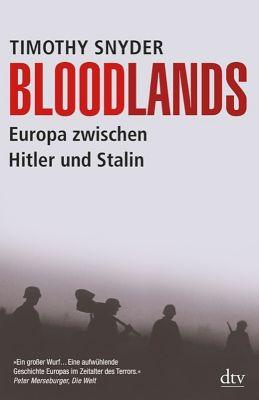 Bloodlands - Timothy Snyder |