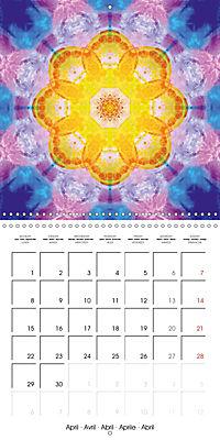 Blooming Mandalas (Wall Calendar 2019 300 × 300 mm Square) - Produktdetailbild 4